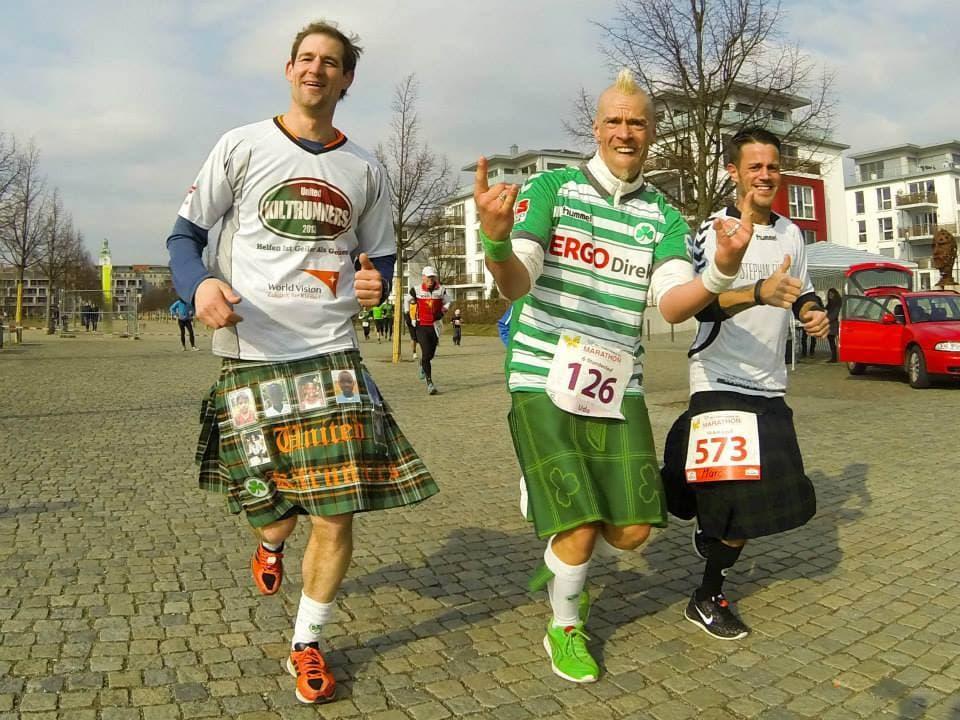 United Kiltrunners Marathonlauf